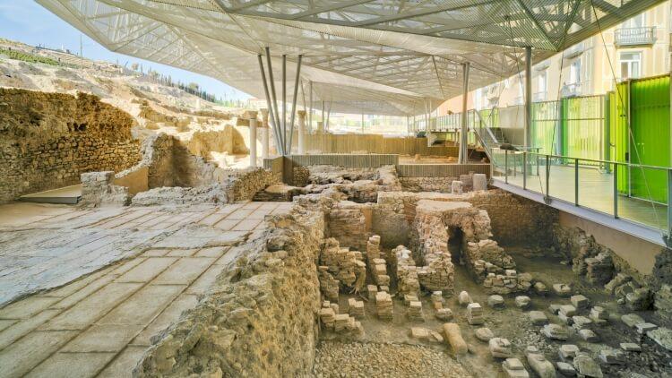 Park Archeologiczny Molinet w Kartagenie
