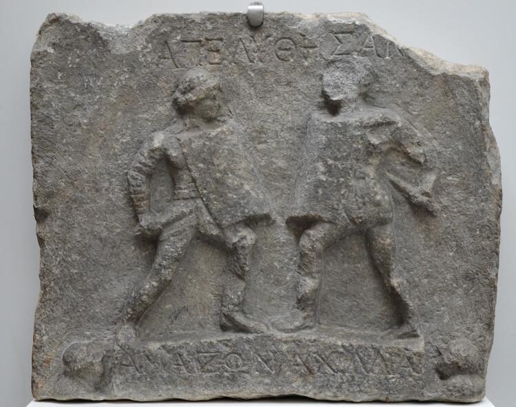 Kobiety gladiatorki