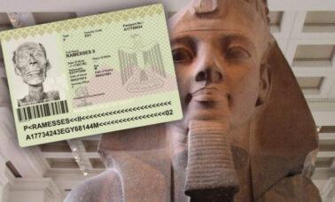 Paszport Ramzesa II